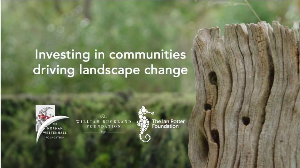 Grassroots Landscape Restroation Video - NWF