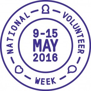 National Volunteer week 2016