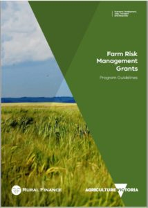 Farm Risk Manangement Grant Guidelines