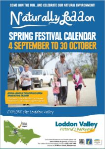 Naturally Loddon Facebook Poster