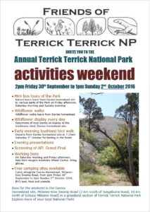 fottnp-activities-weekend-2016-09-08